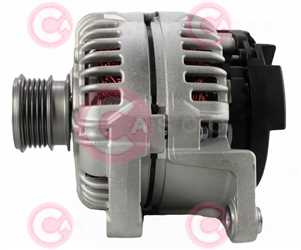 CAL10511 SIDE BOSCH Type 12V 120Amp PR5