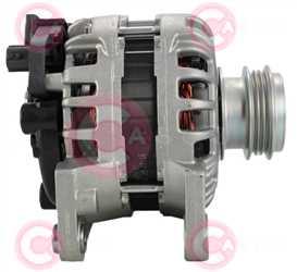 CAL10512 SIDE BOSCH Type 12V 90Amp PFR3