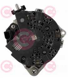 CAL10513 BACK BOSCH Type 12V 175Amp PFR6