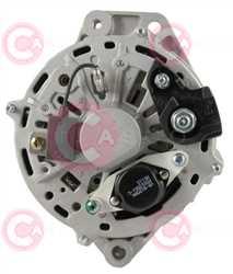 CAL10521 BACK BOSCH Type 12V 100Amp PV1