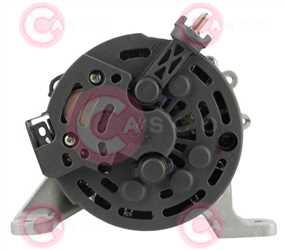 CAL10526 BACK BOSCH Type 12V 55Amp PR4