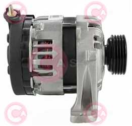 CAL10526 SIDE BOSCH Type 12V 55Amp PR4