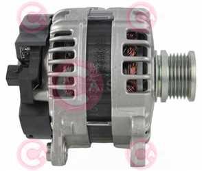 CAL10528 SIDE BOSCH Type 12V 150Amp PFR6