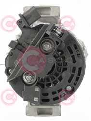 CAL10529 BACK BOSCH Type 12V 110Amp PFR6