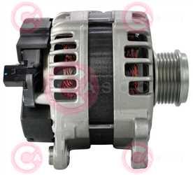 CAL10540 SIDE BOSCH Type 12V 150Amp PFR6