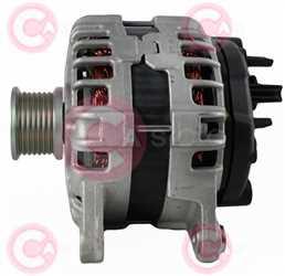 CAL10546 SIDE BOSCH Type 12V 150Amp PFR7