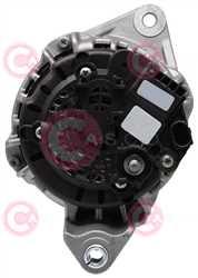 CAL10547 BACK BOSCH Type 12V 150Amp PR7