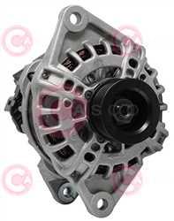CAL10547 FRONT BOSCH Type 12V 150Amp PR7