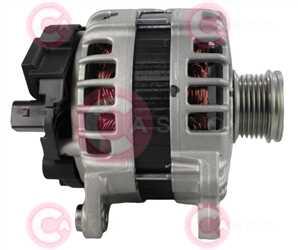 CAL10549 SIDE BOSCH Type 12V 140Amp PFR6