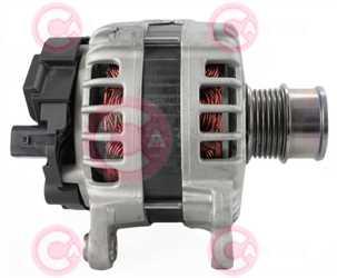 CAL10552 SIDE BOSCH Type 12V 140Amp PFR6