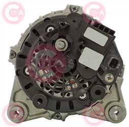 CAL10560 BACK BOSCH Type 12V 150Amp PFR6