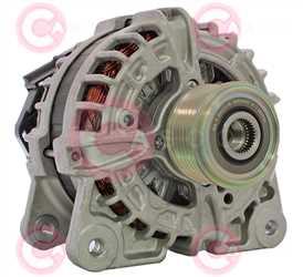 CAL10560 FRONT BOSCH Type 12V 150Amp PFR6