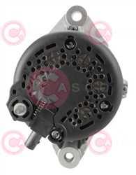 CAL10565 BACK BOSCH Type 12V 150Amp PFR5