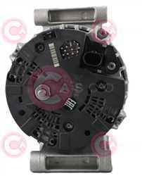 CAL10572 BACK BOSCH Type 12V 180Amp PFR6