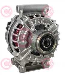 CAL10572 FRONT BOSCH Type 12V 180Amp PFR6