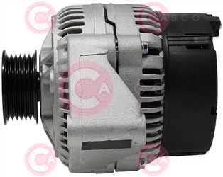 CAL10578 SIDE BOSCH Type 12V 90Amp PR6