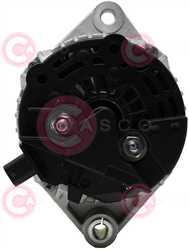 CAL10584 BACK BOSCH Type 12V 140Amp PFR6
