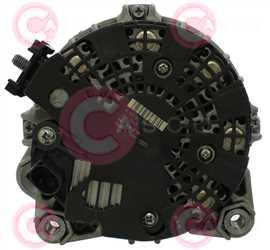CAL10589 BACK BOSCH Type 12V 215Amp PR6