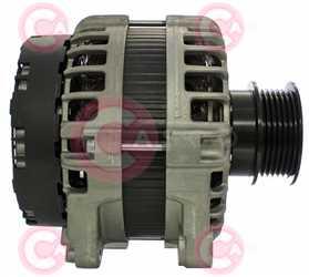 CAL10589 SIDE BOSCH Type 12V 215Amp PR6