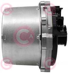 CAL10596 SIDE BOSCH Type 12V 150Amp PR6