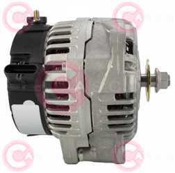 CAL10609 SIDE BOSCH Type 24V 90Amp