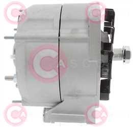 CAL10610 SIDE BOSCH Type 24V 80Amp PV1