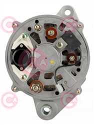 CAL10614 BACK BOSCH Type 24V 55Amp PV1