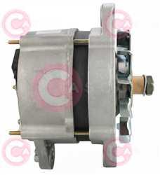 CAL10614 SIDE BOSCH Type 24V 55Amp PV1
