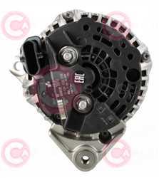 CAL10622 BACK BOSCH Type 24V 100Amp PR8