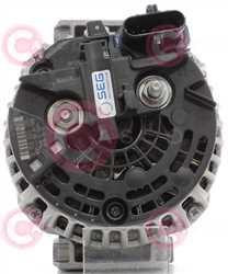 CAL10623 BACK BOSCH Type 24V 100Amp PR8