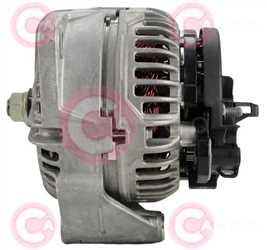 CAL10648 SIDE BOSCH Type 24V 80Amp