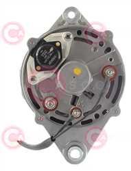 CAL10651 BACK BOSCH Type 24V 35Amp PR7