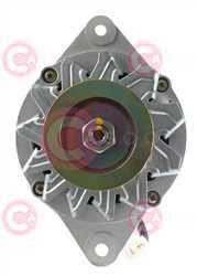 CAL10651 FRONT BOSCH Type 24V 35Amp PR7