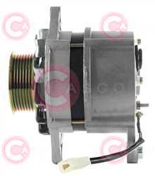 CAL10651 SIDE BOSCH Type 24V 35Amp PR7