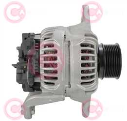 CAL10664 SIDE BOSCH Type 24V 80Amp PR8
