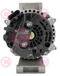 CAL10690 BACK BOSCH Type 24V 150Amp