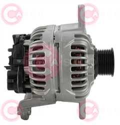 CAL10695 SIDE BOSCH Type 24V 150Amp