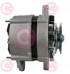 CAL10698 SIDE BOSCH Type 24V 55Amp PV1
