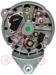 CAL10707 BACK BOSCH Type 24V 140Amp