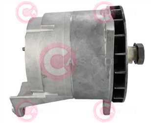 CAL10710 SIDE BOSCH Type 24V 140Amp