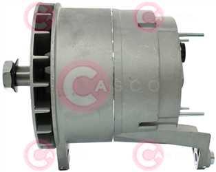 CAL10712 SIDE BOSCH Type 24V 120Amp