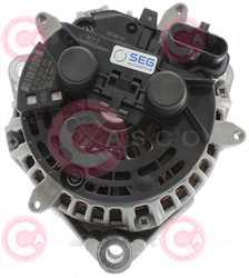 CAL10718 BACK BOSCH Type 24V 110Amp PR8