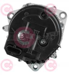 CAL10725 BACK BOSCH Type 24V 100Amp PR8