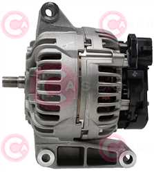 CAL10737 SIDE BOSCH Type 24V 150Amp