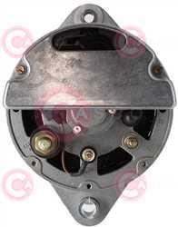 CAL10741 BACK BOSCH Type 24V 50Amp