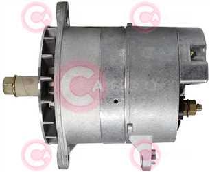 CAL10741 SIDE BOSCH Type 24V 50Amp