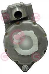 CAL10745 BACK BOSCH Type 24V 180Amp