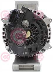 CAL10749 BACK BOSCH Type 24V 150Amp PR8