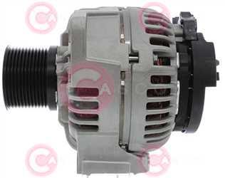CAL10750 SIDE BOSCH Type 24V 115Amp PR12