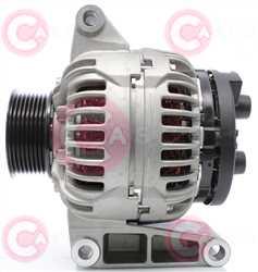 CAL10751 SIDE BOSCH Type 24V 120Amp PR8